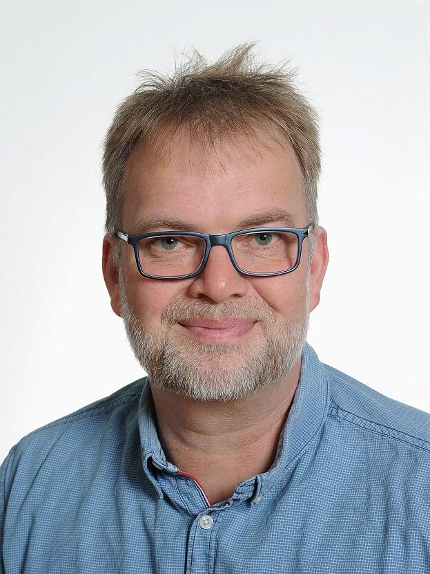 Claus Kragelund Damgaard : Lærer / Souschef