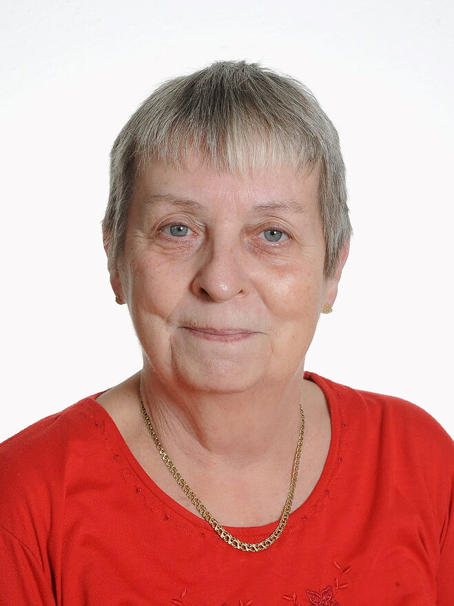Edith Jensen : Rengøringsassistent
