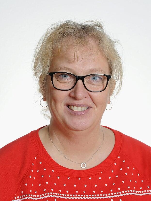 Helle Andersen : Lærer/Tillidsrerpæsentant